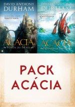 Pack Ac�cia vol. 1 e 2