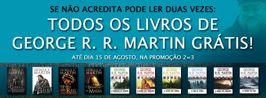 Quinzena George R. R. Martin